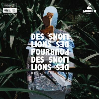 Des Lions Pour Des Lions - Derviche Safari (CD, Maaula Records/Broken Silence, 2018)