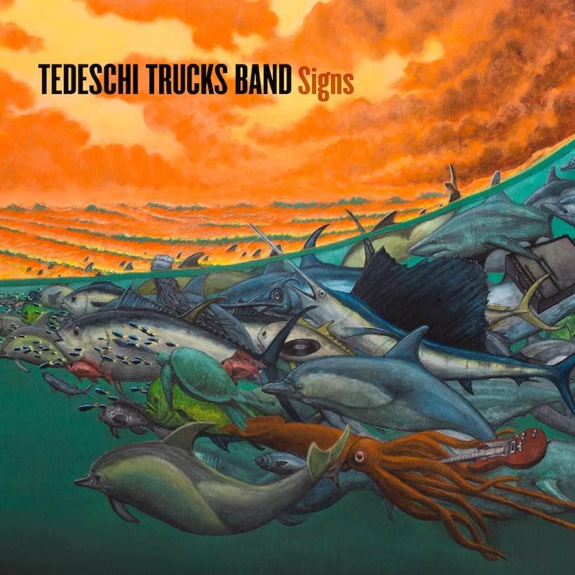 Tedeschi Trucks Band - Signs (Fantasy/Universal, 2019)