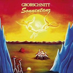 Grobschnitt - Sonnentanz - Live (Black & White Vinyl-Serie, Reissue)