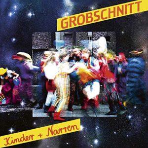 Grobschnitt - Kinder + Narren (Black & White Vinyl-Serie, Reissue)