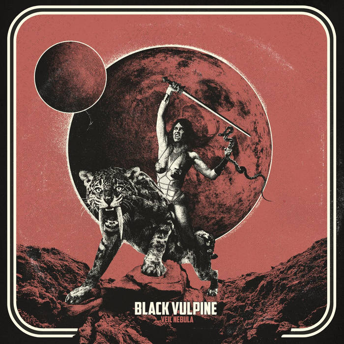 Black Vulpine - Veil Nebula (Moment Of Collapse Records, 2019)