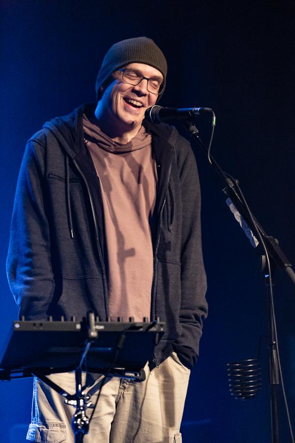 Devin Townsend live in Köln