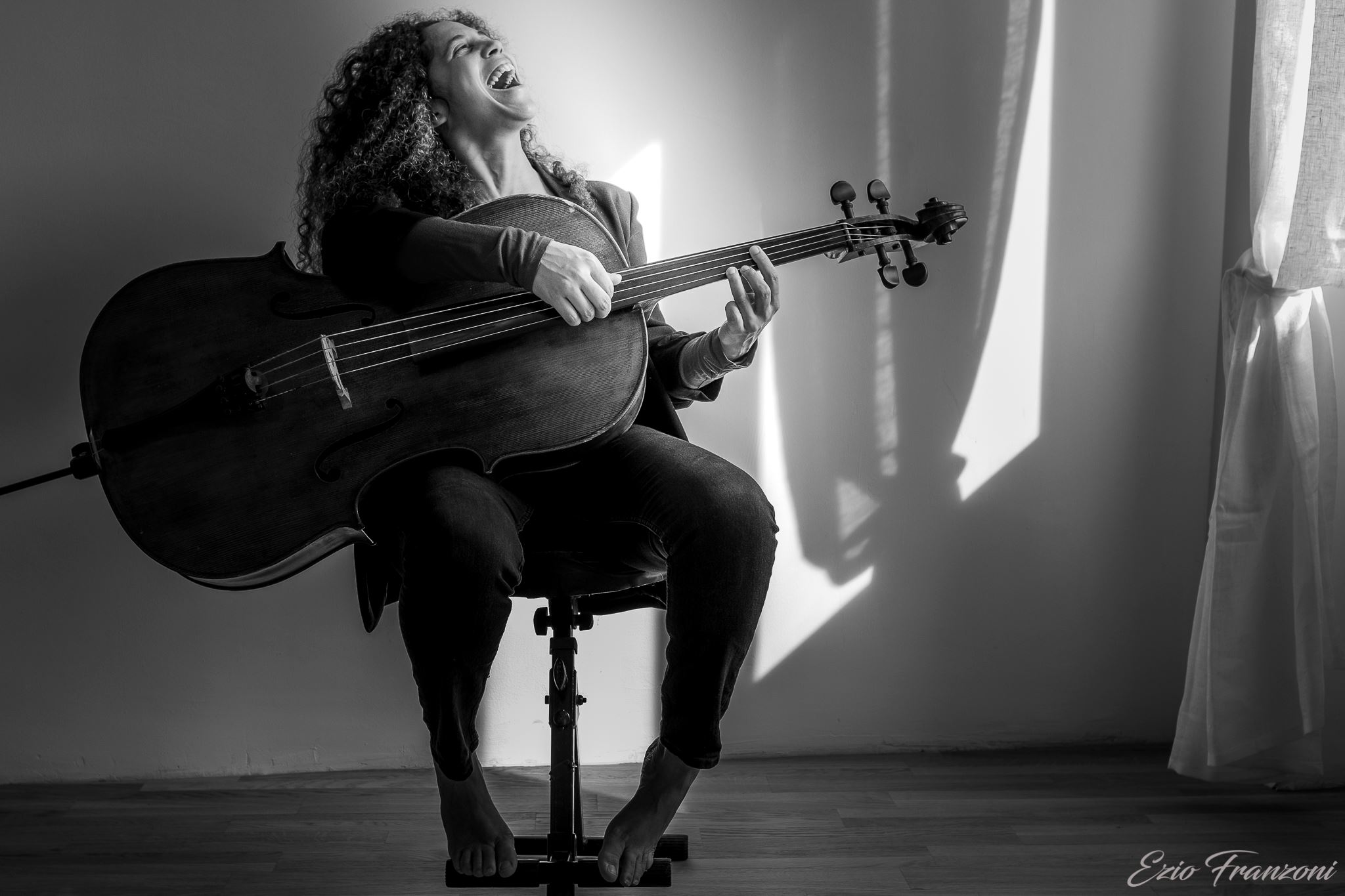 Daniela Savoldi, Cello