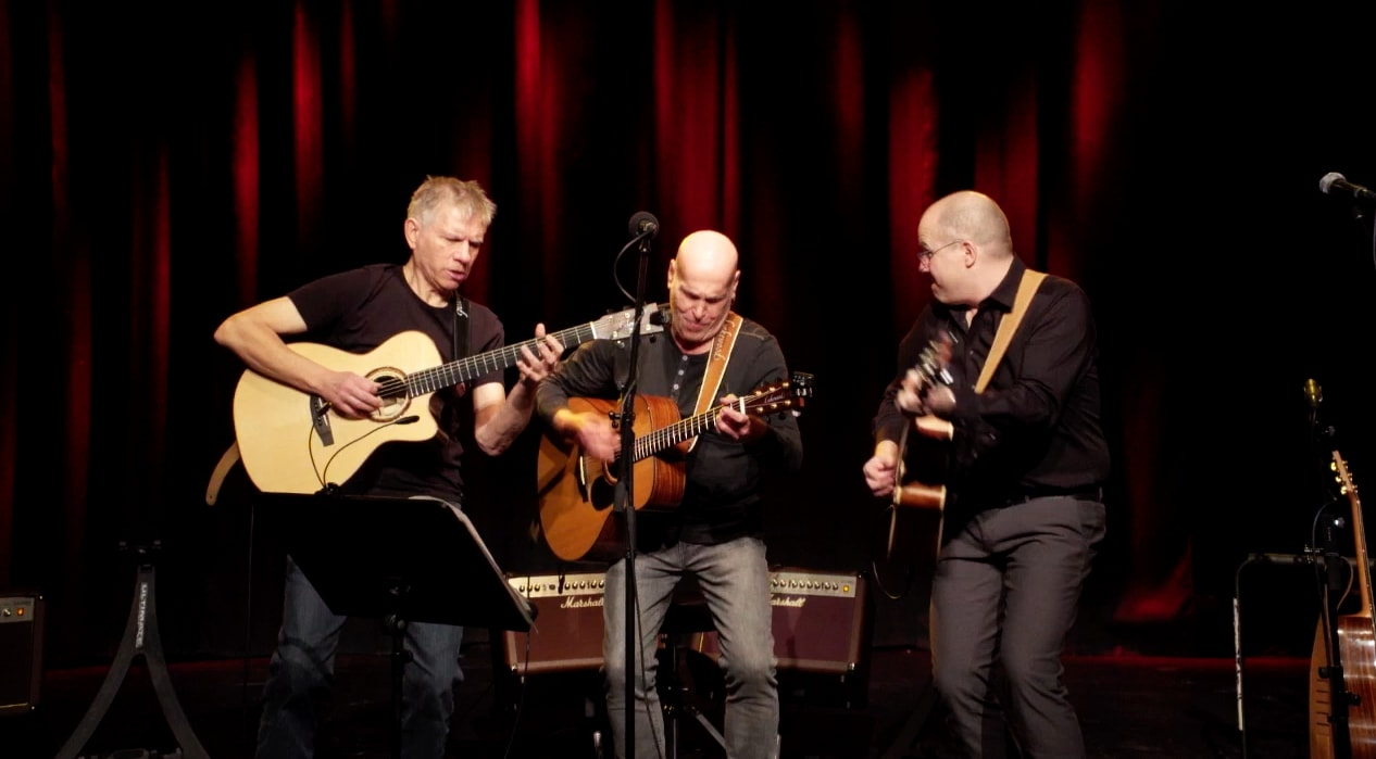 BetreutesProggen.de präsentiert voller Stolz: Grobschnitt Acoustic Party!