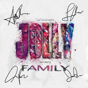 Jolly - Family - Autographed!