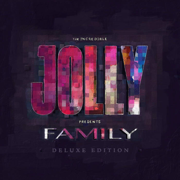 Jolly - Family (Glassville, 2019)