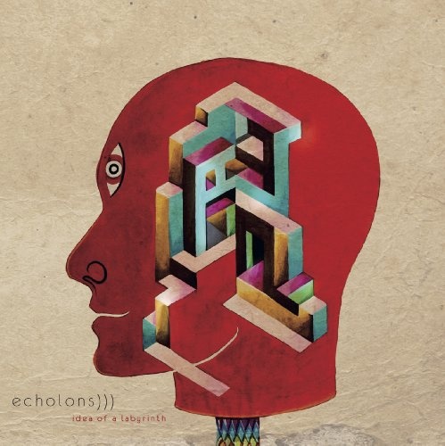 echolons))) - Idea Of A Labyrinth (Tonzonen Records/Bertus, 2019)