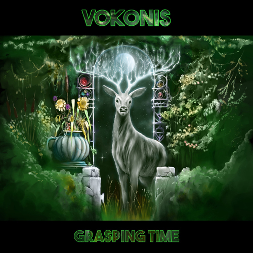 Vokonis - Grasping Time