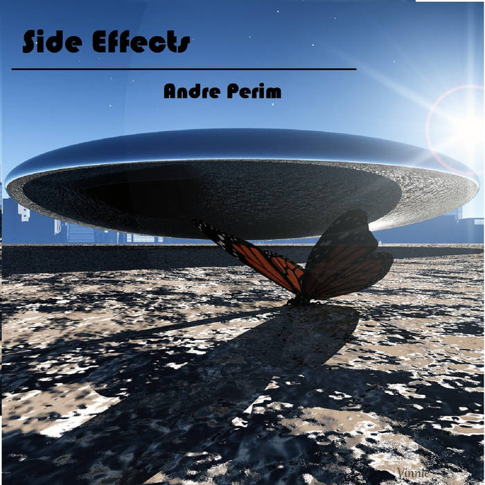 Andre Perim - Side Effects (Eigenvertrieb, 2019)