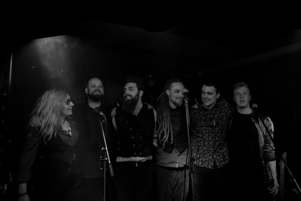 Soulsplitter live, Köln, Tsunami Club. Foto: Floh Fish
