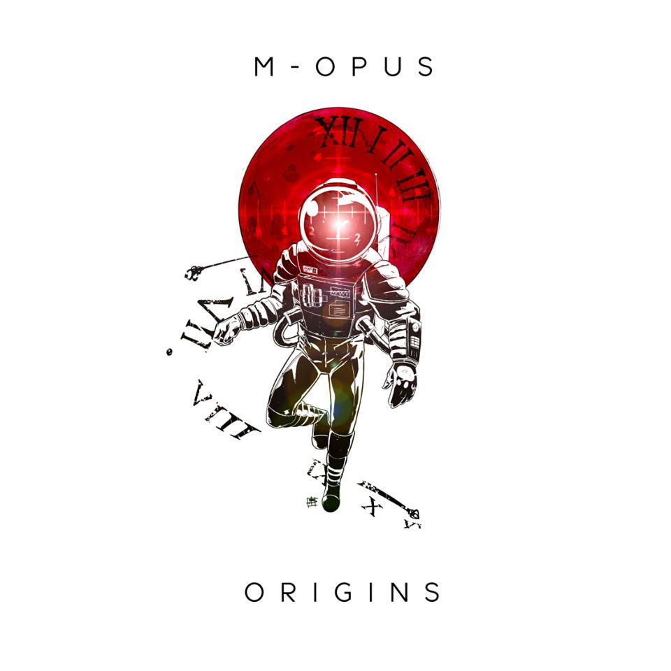 M-Opus - Origins (Artwork by Ben Hennessy)