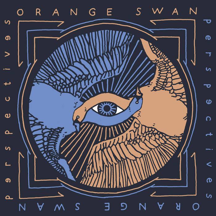 Orange Swan - p e r s p e c t i v e s (Eigenvertrieb, 2019)