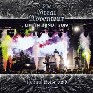 The Neal Morse Band - The Great Adventour - Live In Brno 2019 - Cover