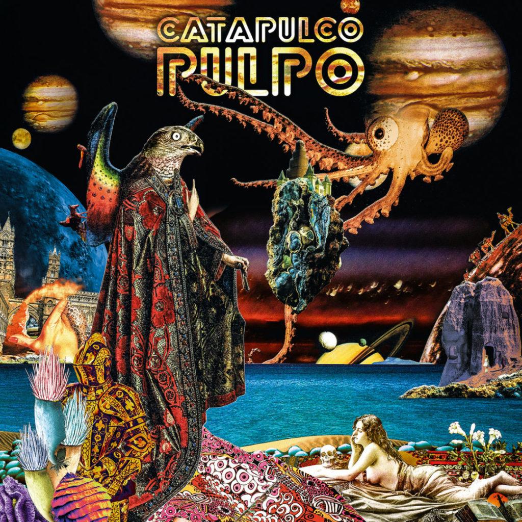 Catapulco - Pulpo (Longplay-Debüt, 02/2020)