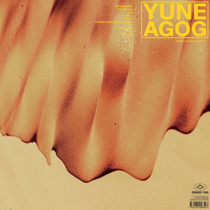 Yune - Agog (Crunchy Frog Recordings, 2020)