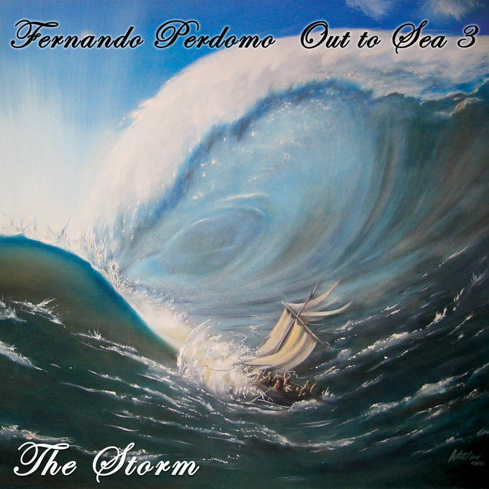 Fernando Perdomo - Out to Sea 3 - The Storm (Cherry Red, 6.3.20)