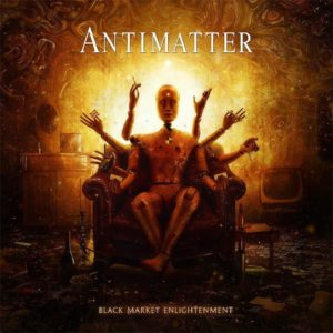 Antimatter - Black Market Enlightenment (unsigned/Import: JFK, 9.11.18)