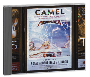 Camel - Live At The Royal Albert Hall (Camel Productions, 2020)