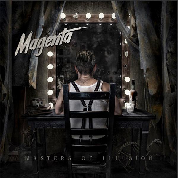 Magenta - Masters Of Illusion (Tigermoth, 1.7.20)