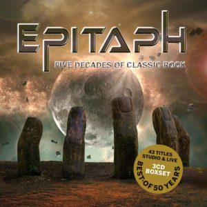 Epitaph - Five Decades Of Classic Rock (MiG/Indigo, 26.6.20)
