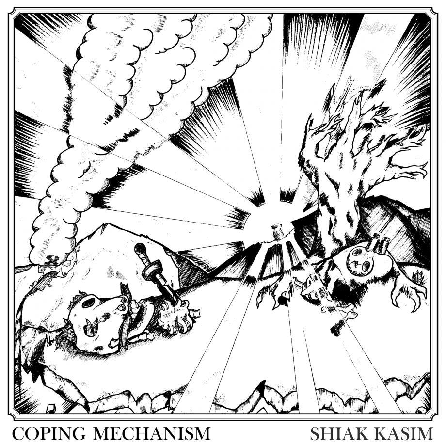 Coping Mechanism – SHIAK KASIM (Eigenproduktion, 2020)