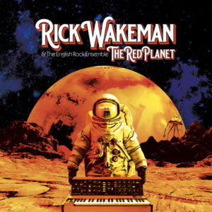 Rick Wakeman & The English Rock Ensemble - The Red Planet (Madfish, 28.8.20)