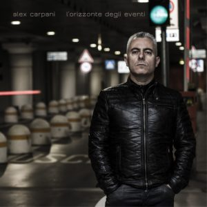 Alex Carpani - L'Orizzonte Degli Eventi (unsigned, 10.7.20)