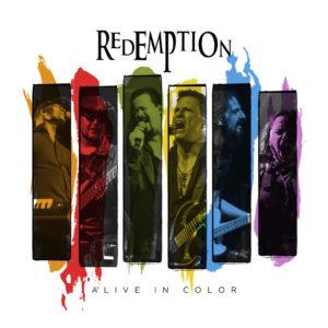 Redemption - Alive In Color (AFM, 28.8.20)