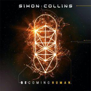 Simon Collins - Becoming Human USimon Collins - Becoming Human(Frontiers/Soulfood, 4.9.20)
