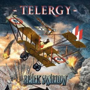 Telergy - Black Swallow (unsigned/JFK-Import, 23.7.20)