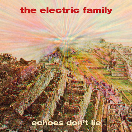 The Electric Family - Echoes Don't Lie (Sireena/Broken Silence, 14.8.20)