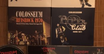 Colosseum – 5 x Live in Concert – Restored & Remastered by EROC in 2020 (Repertoire, 3.7.20)