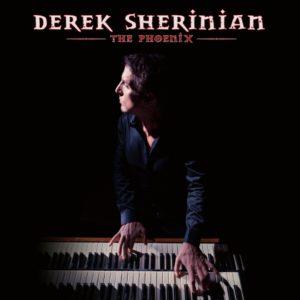 Derek Sherinian - The Phoenix (IOM/Sony, 18.9.20)