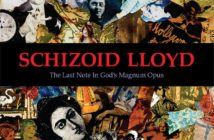 Schizoid Lloyd – The Last Note In God's Magnum Opus (BloodMusic/JFK, 4.11.14)