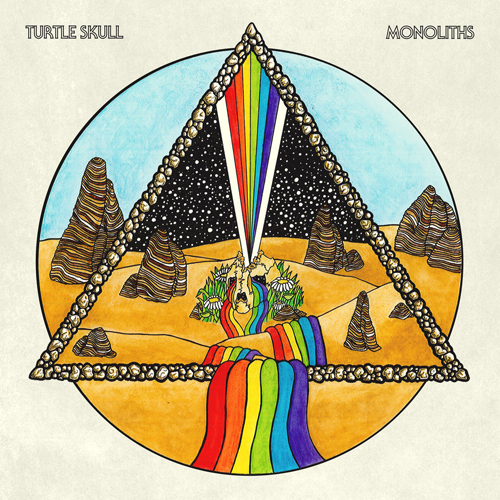 Turtle Skull - Monoliths (ArtAsCatharsis/KozmicArtifactz, 28.8.20)