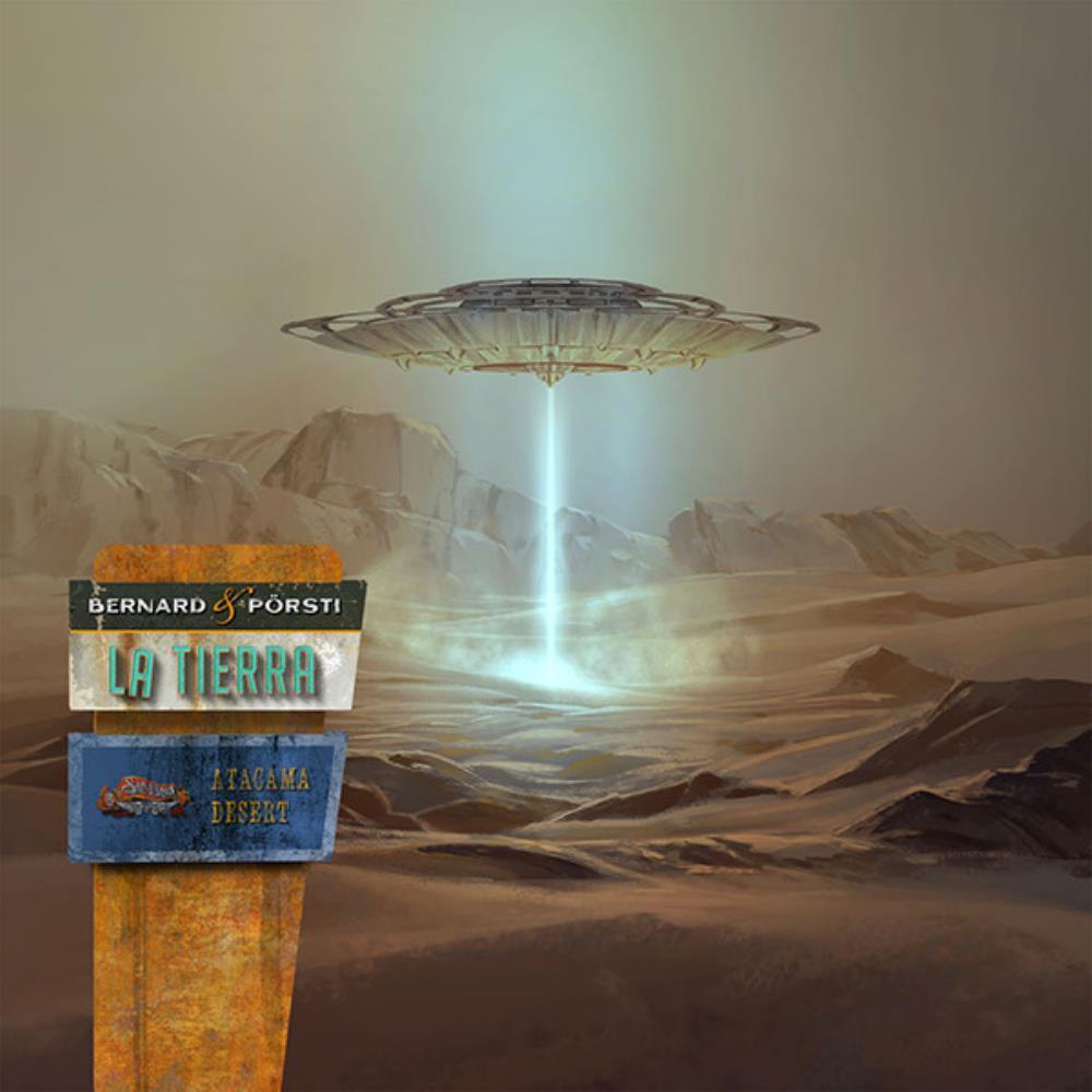 Bernard & Pörsti – La Tierra (Seacrest Oy/JFK, 15.9.20)