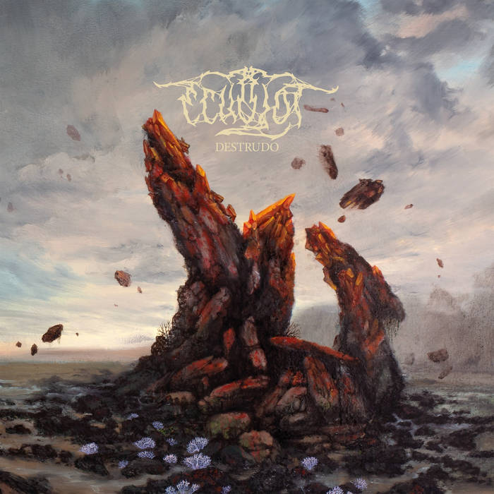 Echolot - Destrudo (Czar Of Crickets Productions/ Soulfood, 2.10.20)