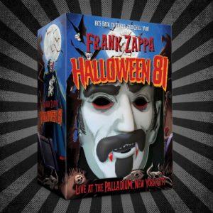 Frank Zappa - Halloween 81 (ZFT, 2.10.20)
