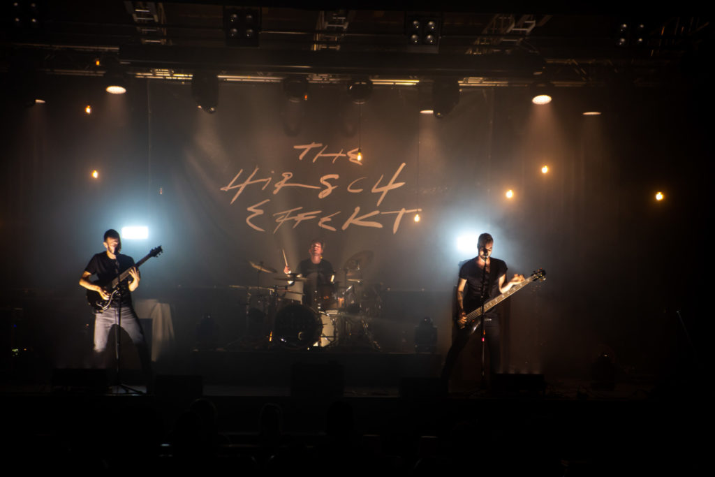 The Hirsch Effekt (10.10.20, Kaiserslautern, Kammgarn; Foto: FlohFish)