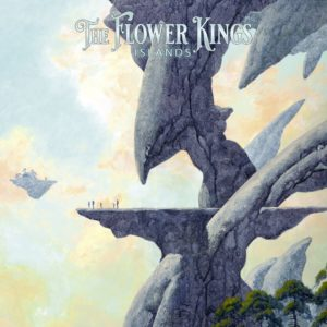 The Flower Kings - Islands (IOM/Sony, 30.10.20)