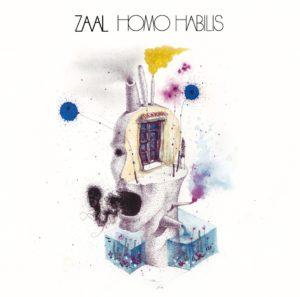 Zaal - Homo Habilis (Lizard, 9.10.20)