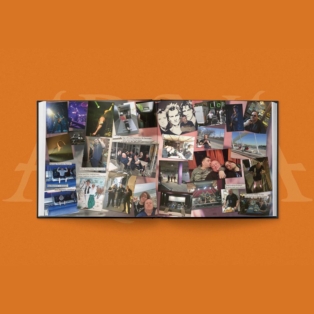 Arena - Fotoprachtband