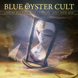 Blue Öyster Cult - Live At Rock Of Ages Festival 2016 (Frontiers, 4.12.20)