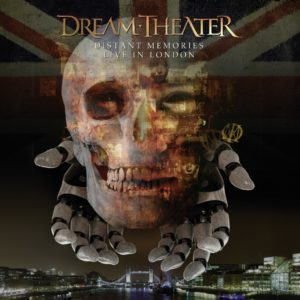 Dream Theater - Distant Memories - Live In London (IOM/Sony, 27.11.20)