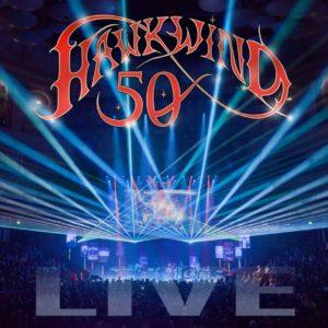 Hawkwind - 50th Anniversary Live (Cherry Red, 04.12.20)