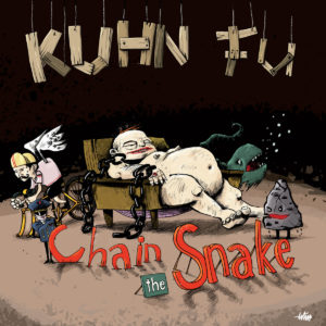 Kuhn Fu - Chain The Snake (Berthold, 22.3.19)