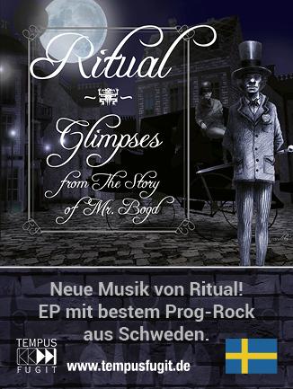 Ritual - Glimpses (New EP out via Tempus Fugit)!