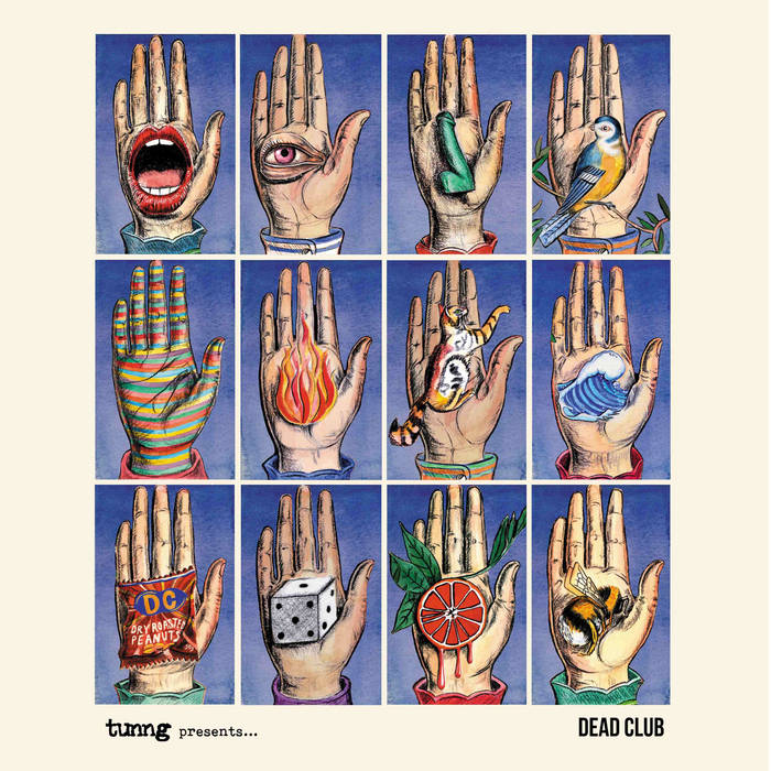 Tunng - Dead Club (Full Time Hobby/ Rough Trade, 2020)