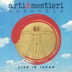 Arti & Mestieri – Essentia – Live in Japan (Sfera/Warner, 21.10.20?)