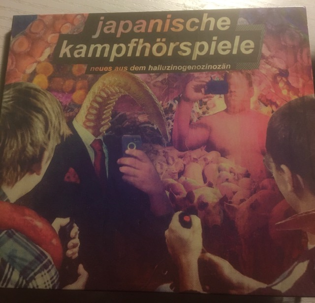 Japanische Kampfhörspiele – Neues aus dem Halluzinogenozinozän (Bastardized/Membran, 21.1.21)